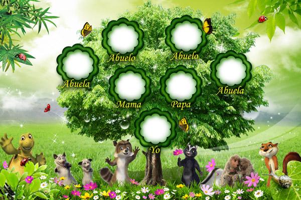 Nuestros Dobles En El árbol Genealógico Versión Extendida