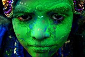 TOPSHOTS-INDIA-RELIGION-FESTIVAL-HOLI