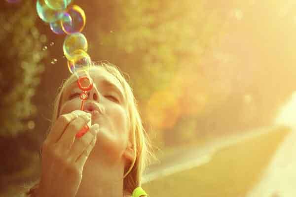 La gente feliz no daña – Evolución consciente