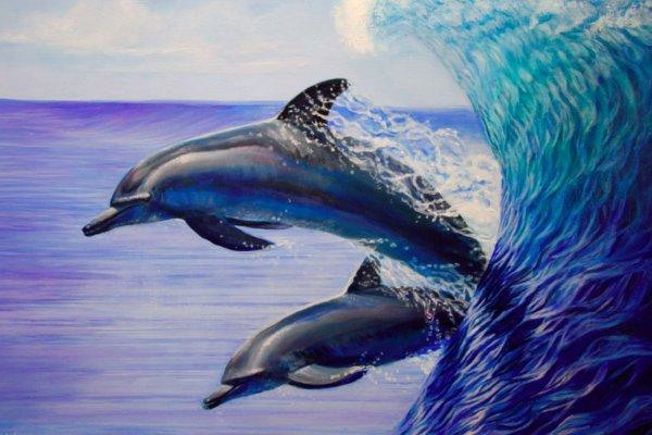 juega con las olas
