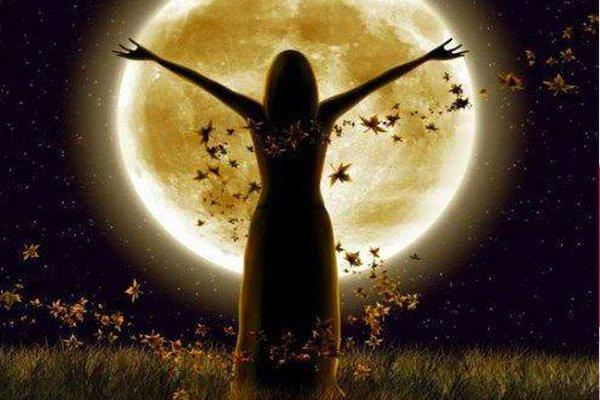 sostén la luna