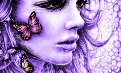 escucha la mariposa