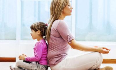 la meditación con tus hijos.