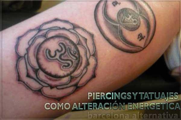 EL PIERCING COMO ALTERACIÓN ENERGETICA