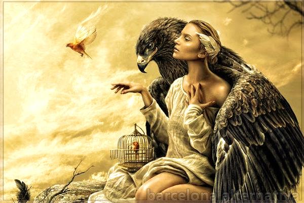 el mensaje del águila, renovarse o morir