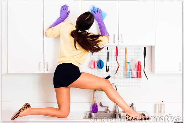 obsesión por la limpieza