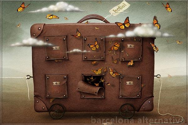 La mochila: el temor de soltar