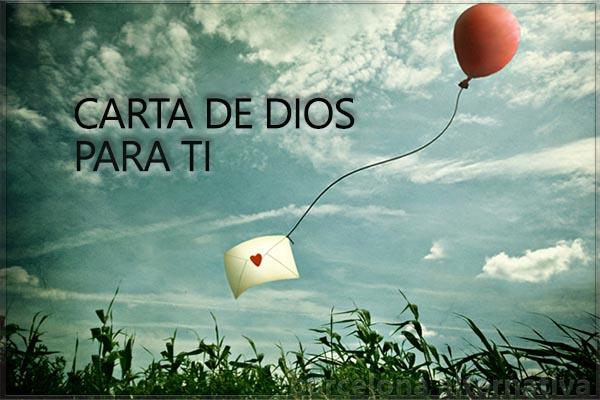 carta de Dios
