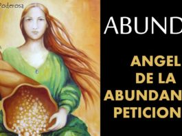Llamada a Abundia, ángel de la prosperidad, la abundancia y la buena fortuna